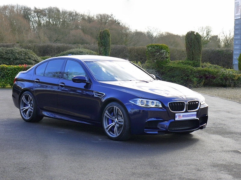 Bmw M5 4.4 SALOON DCT - Large 27