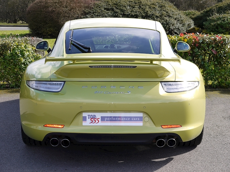 Porsche 911 (991) Carrera 'S' 3.8 Coupe PDK - Large 13