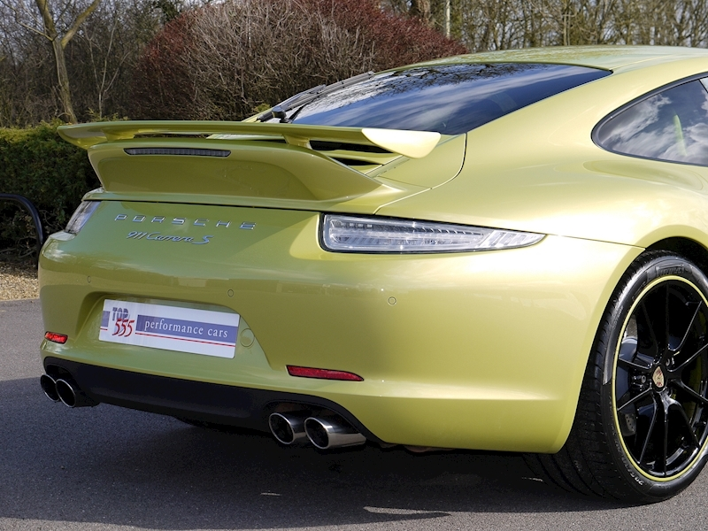 Porsche 911 (991) Carrera 'S' 3.8 Coupe PDK - Large 12