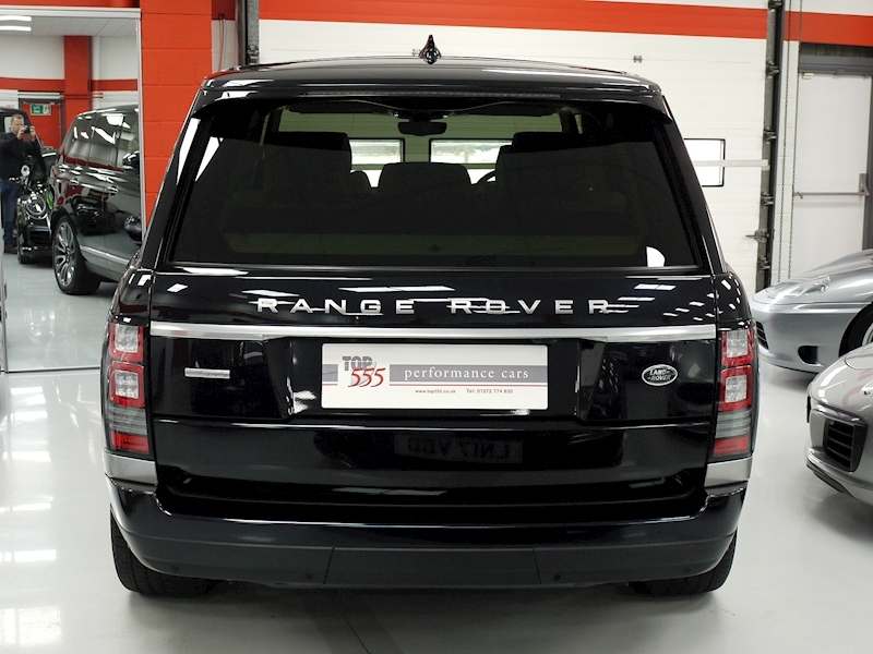 Land Rover RANGE ROVER 4.4 SDV8 AUTOBIOGRAPHY - Large 4