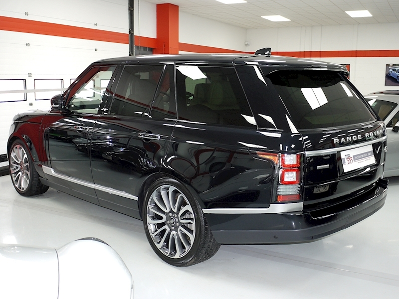 Land Rover RANGE ROVER 4.4 SDV8 AUTOBIOGRAPHY - Large 5