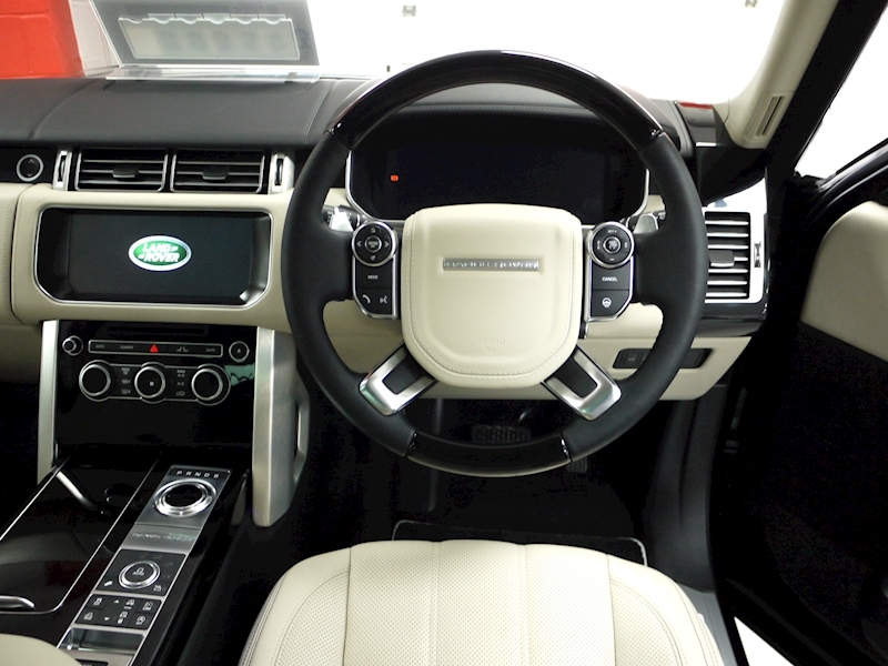Land Rover RANGE ROVER 4.4 SDV8 AUTOBIOGRAPHY - Large 8