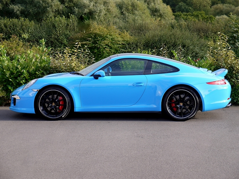 Porsche 911 (991) Carrera 4S 3.8 Coupe PDK - Large 2