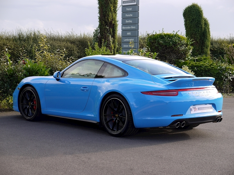 Porsche 911 (991) Carrera 4S 3.8 Coupe PDK - Large 9