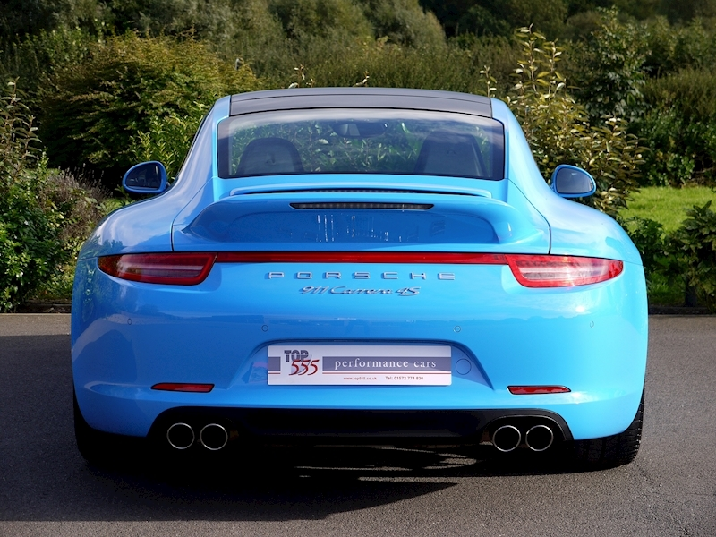 Porsche 911 (991) Carrera 4S 3.8 Coupe PDK - Large 13
