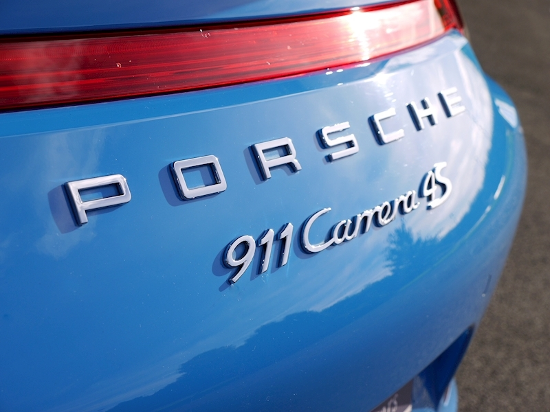 Porsche 911 (991) Carrera 4S 3.8 Coupe PDK - Large 17