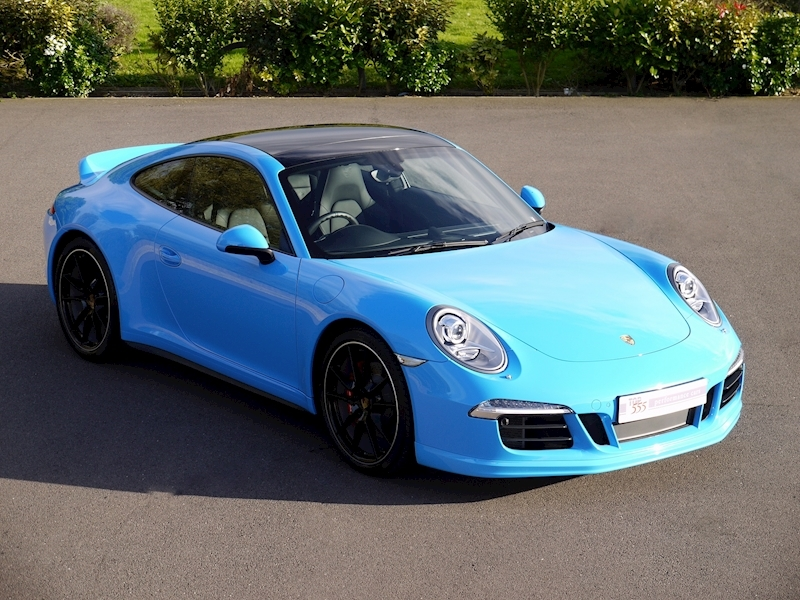 Porsche 911 (991) Carrera 4S 3.8 Coupe PDK - Large 0