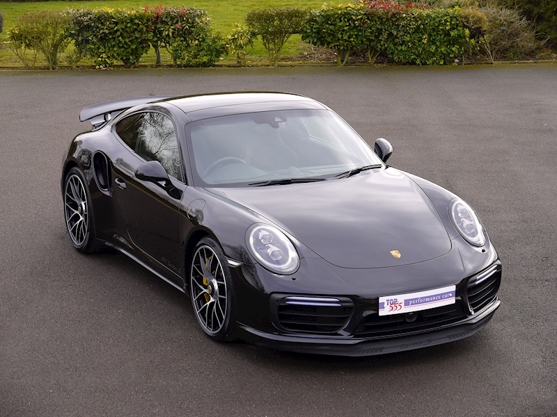 Porsche 911 (991.2) Turbo S 3.8 Coupe PDK - Large 0
