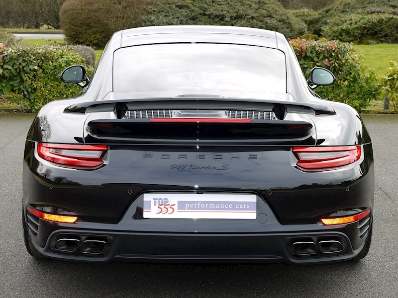 Porsche 911 (991.2) Turbo S 3.8 Coupe PDK - Large 13