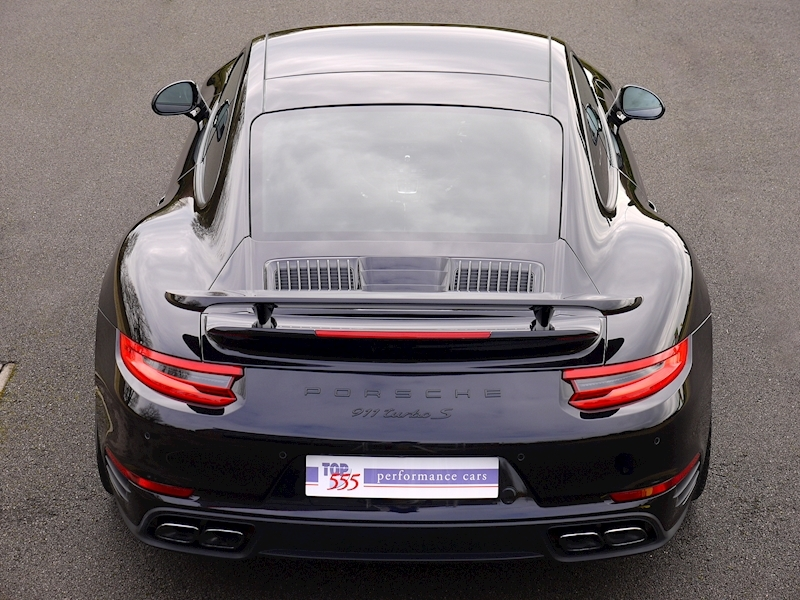 Porsche 911 (991.2) Turbo S 3.8 Coupe PDK - Large 18