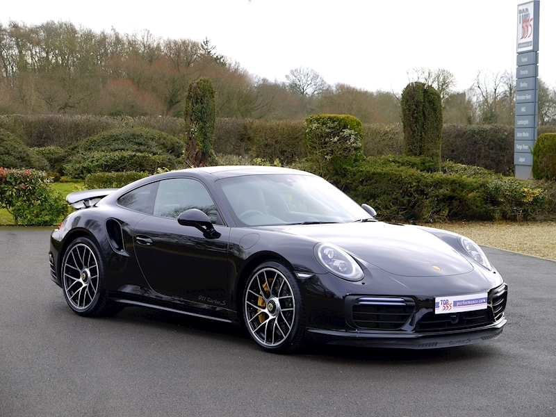 Porsche 911 (991.2) Turbo S 3.8 Coupe PDK - Large 32