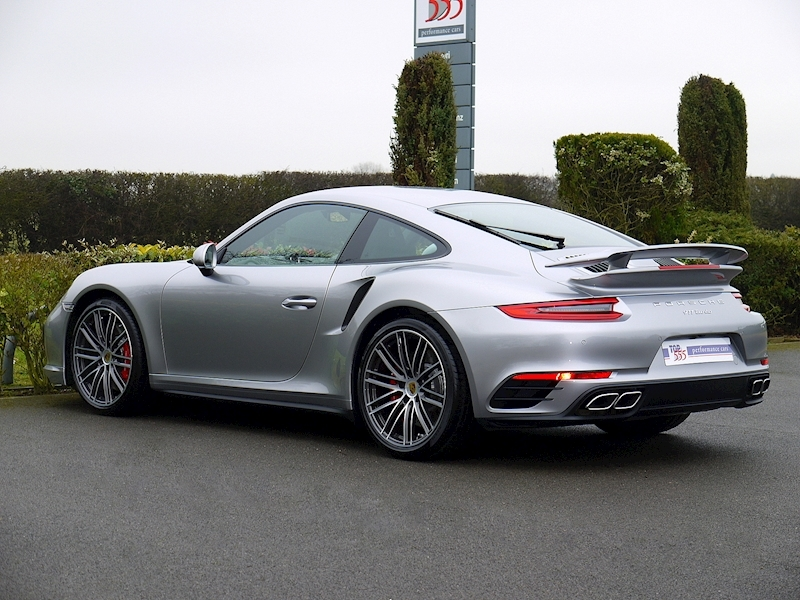 Porsche 911 (991.2) Turbo 3.8 Coupe PDK - Large 9