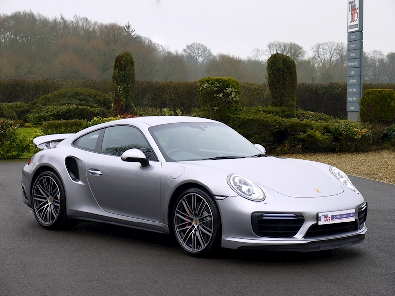 Porsche 911 (991.2) Turbo 3.8 Coupe PDK - Large 24
