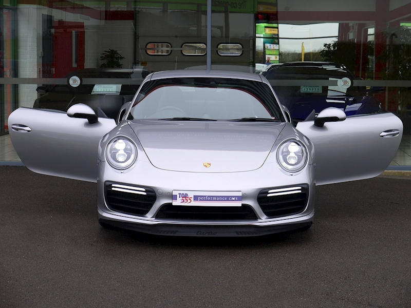 Porsche 911 (991.2) Turbo 3.8 Coupe PDK - Large 27