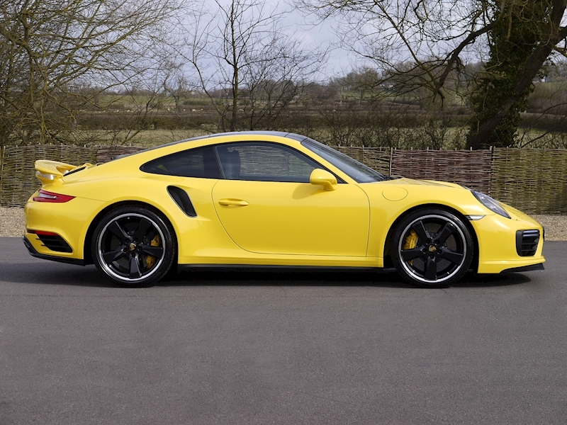 Porsche 911 (991.2) Turbo S 3.8 Coupe PDK - Large 11