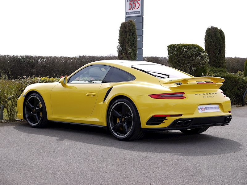 Porsche 911 (991.2) Turbo S 3.8 Coupe PDK - Large 12