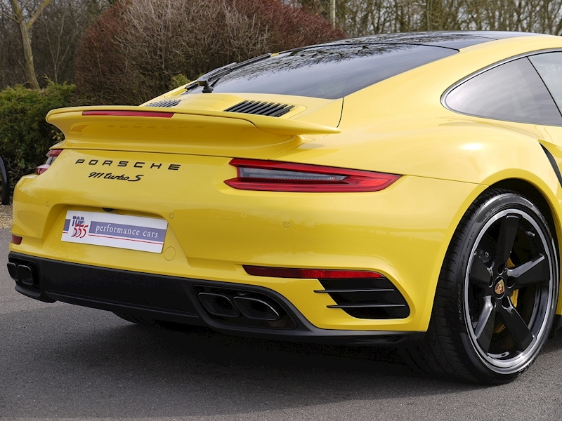Porsche 911 (991.2) Turbo S 3.8 Coupe PDK - Large 14