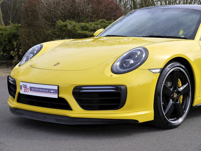 Porsche 911 (991.2) Turbo S 3.8 Coupe PDK - Large 20