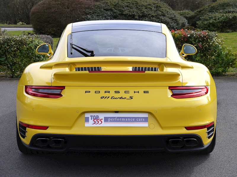 Porsche 911 (991.2) Turbo S 3.8 Coupe PDK - Large 23
