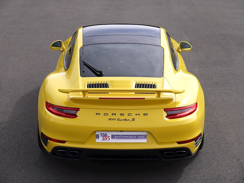Porsche 911 (991.2) Turbo S 3.8 Coupe PDK - Large 24