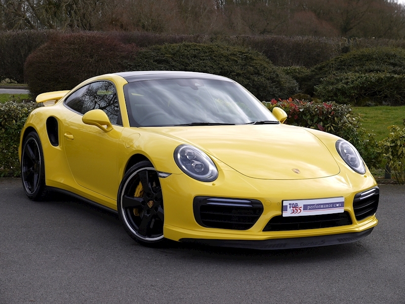 Porsche 911 (991.2) Turbo S 3.8 Coupe PDK - Large 31