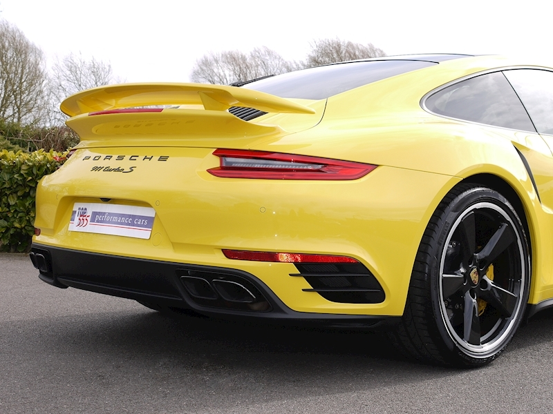 Porsche 911 (991.2) Turbo S 3.8 Coupe PDK - Large 34