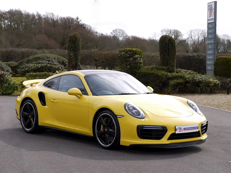 Porsche 911 (991.2) Turbo S 3.8 Coupe PDK - Large 35