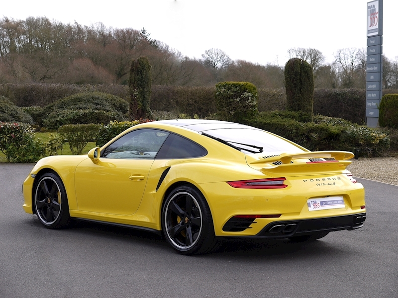 Porsche 911 (991.2) Turbo S 3.8 Coupe PDK - Large 37