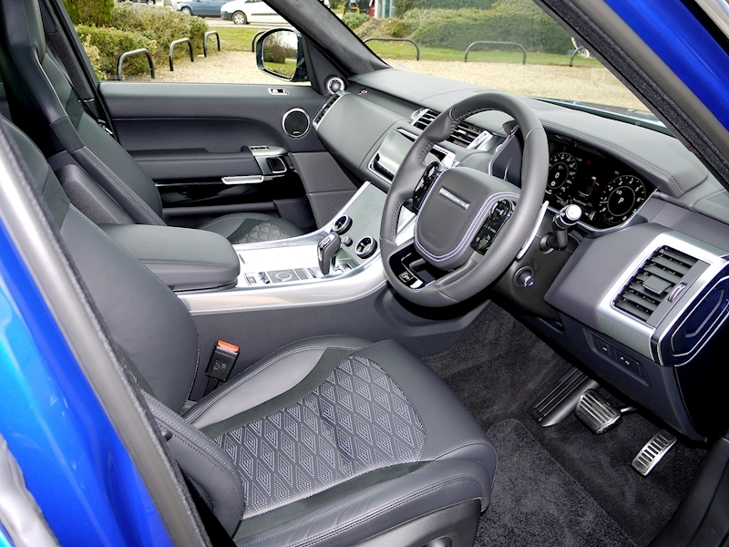 Land Rover Range Rover Sport SVR - NEW MODEL - Large 1