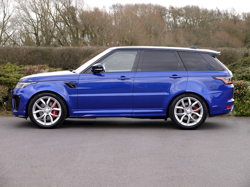 Land Rover Range Rover Sport SVR - NEW MODEL - Large 2