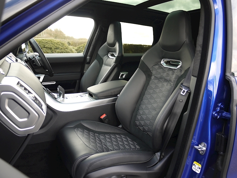 Land Rover Range Rover Sport SVR - NEW MODEL - Large 3