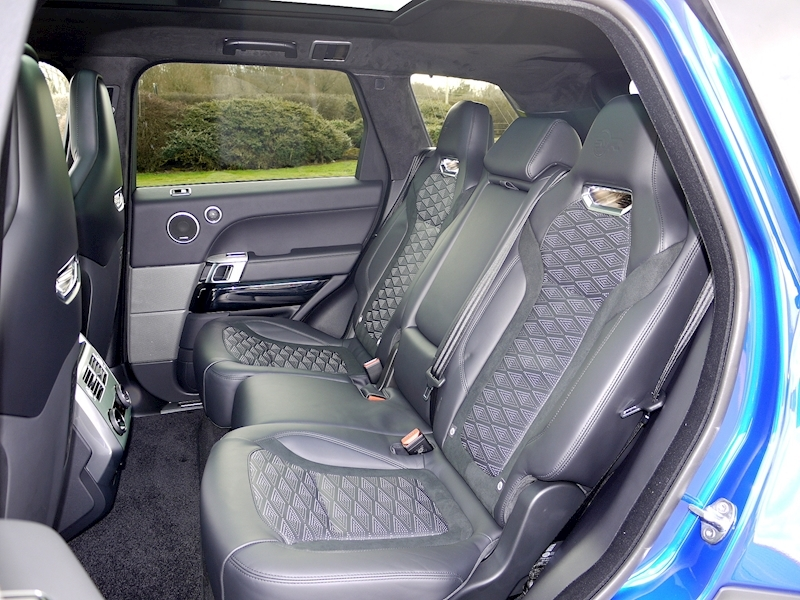 Land Rover Range Rover Sport SVR - NEW MODEL - Large 6