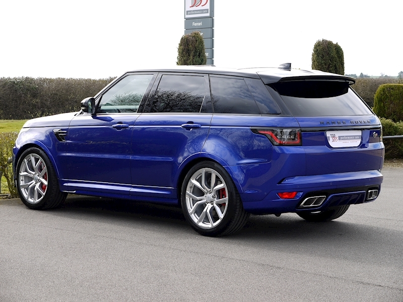 Land Rover Range Rover Sport SVR - NEW MODEL - Large 9