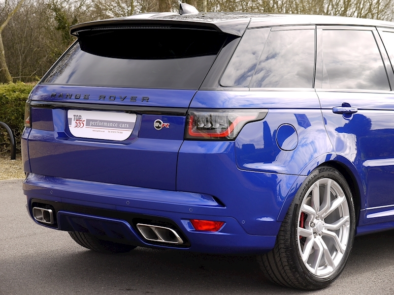 Land Rover Range Rover Sport SVR - NEW MODEL - Large 10