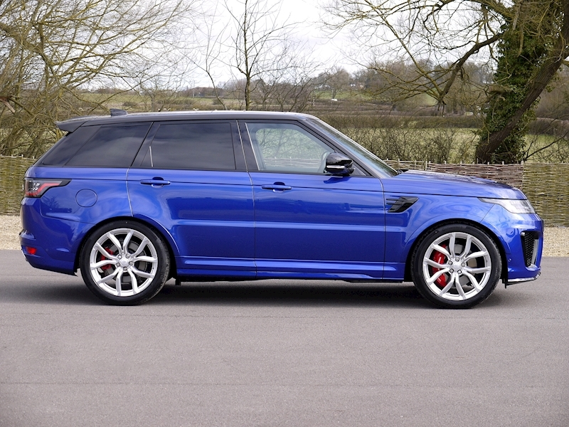 Land Rover Range Rover Sport SVR - NEW MODEL - Large 13