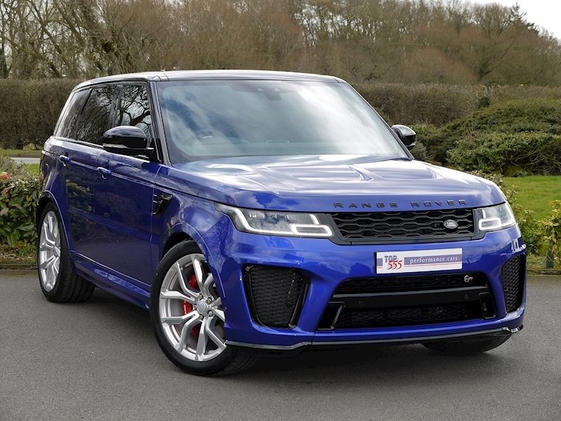 Land Rover Range Rover Sport SVR - NEW MODEL - Large 14