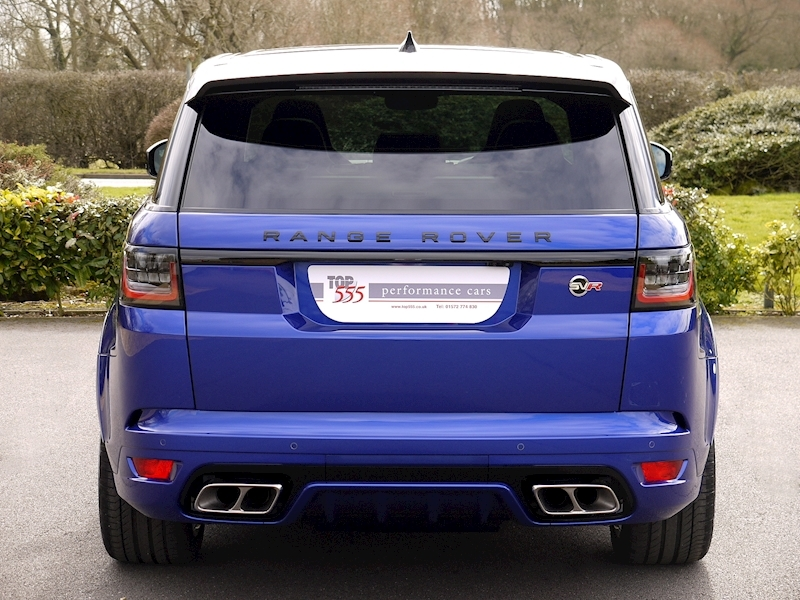 Land Rover Range Rover Sport SVR - NEW MODEL - Large 15