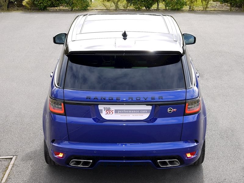 Land Rover Range Rover Sport SVR - NEW MODEL - Large 16