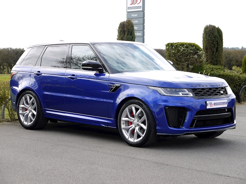 Land Rover Range Rover Sport SVR - NEW MODEL - Large 17