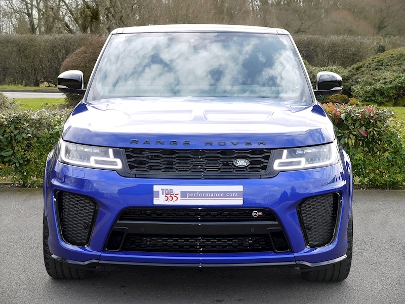 Land Rover Range Rover Sport SVR - NEW MODEL - Large 18