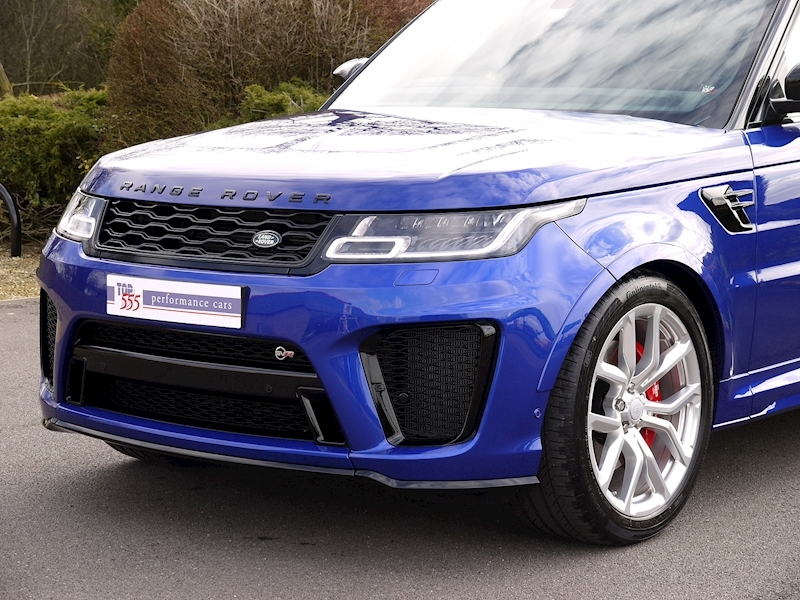 Land Rover Range Rover Sport SVR - NEW MODEL - Large 19