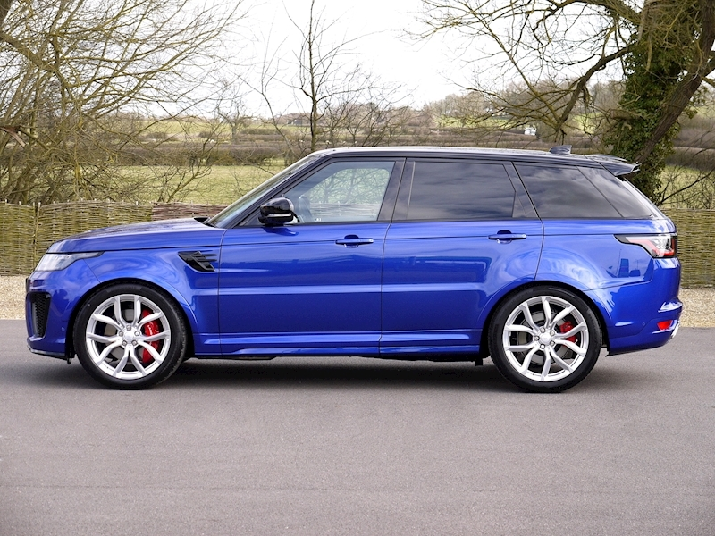 Land Rover Range Rover Sport SVR - NEW MODEL - Large 20