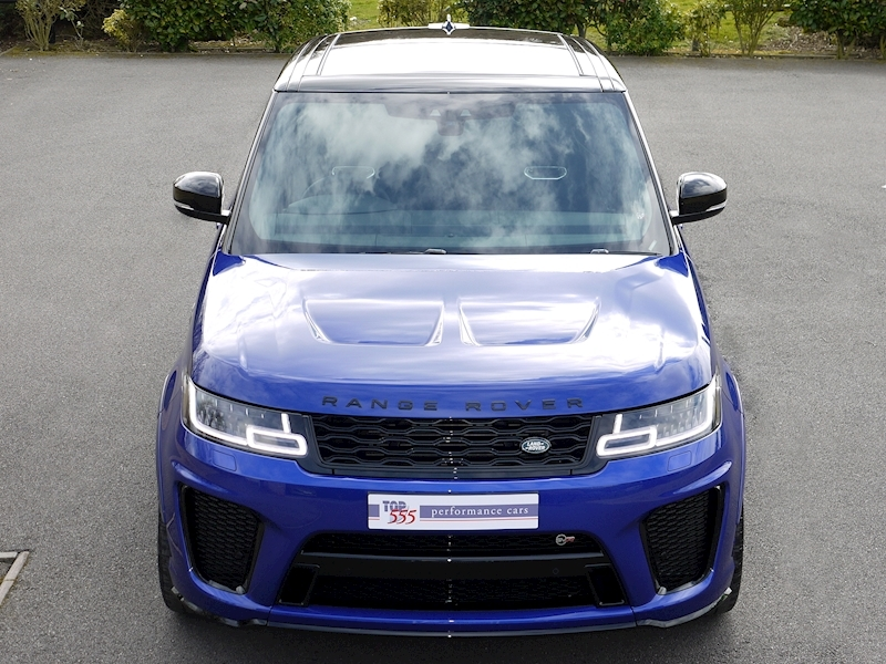 Land Rover Range Rover Sport SVR - NEW MODEL - Large 21