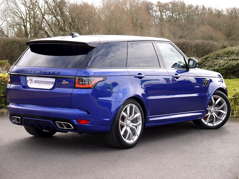 Land Rover Range Rover Sport SVR - NEW MODEL - Large 26