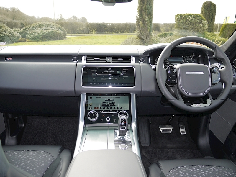 Land Rover Range Rover Sport SVR - NEW MODEL - Large 34