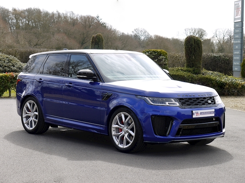 Land Rover Range Rover Sport SVR - NEW MODEL - Large 35