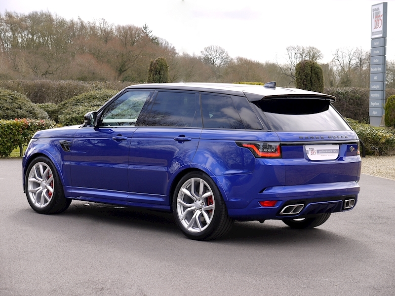 Land Rover Range Rover Sport SVR - NEW MODEL - Large 37