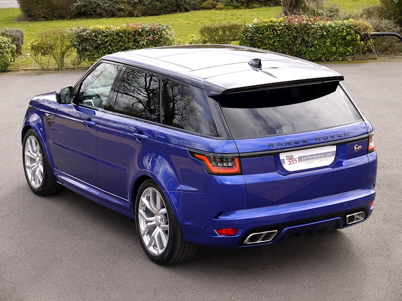 Land Rover Range Rover Sport SVR - NEW MODEL - Large 38