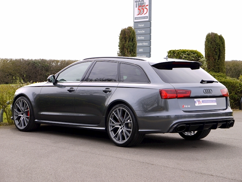 Audi RS6 Performance 4.0 TFSI Quattro - Large 11