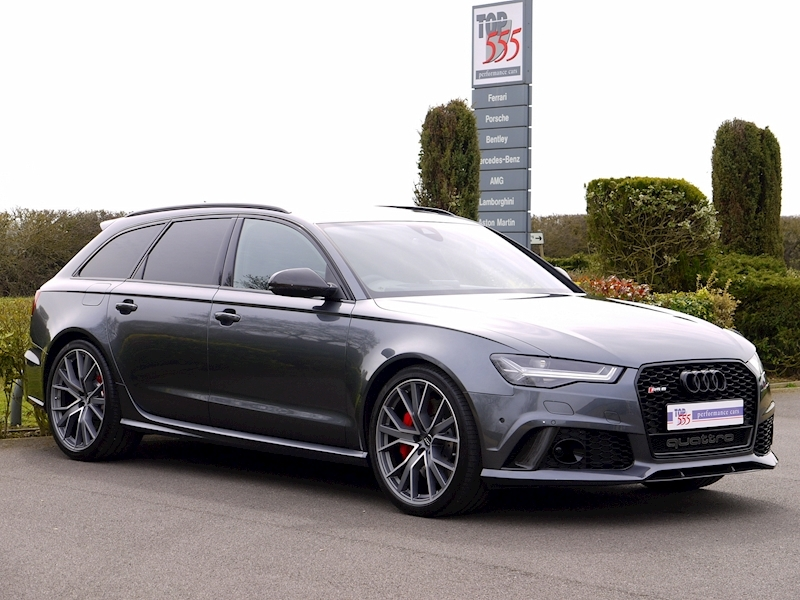 Audi RS6 Performance 4.0 TFSI Quattro - Large 19